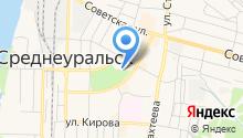 Управление социальной политики по г. Среднеуральску на карте