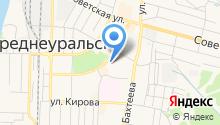 """Творческая мастерская """"ЖуКоВ"""" на карте"""