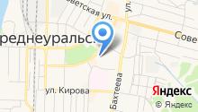 Урал-Рецепт М на карте