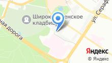 AutoCarWest на карте