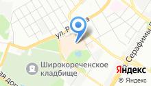 AVTODP на карте