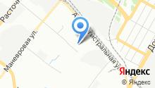 Лорри на карте