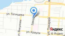 Табакпром на карте