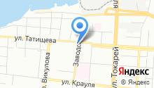 MG Сервис на карте