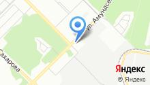 Автомагазин для иномарок на карте