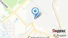 4х4 CentrE на карте