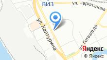 Arendaburg на карте