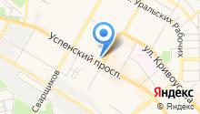 Вектор СБ на карте