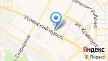 Масленкоff на карте