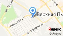 Прибор Сервис на карте