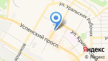 Евразия96 на карте