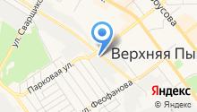 СТП на карте