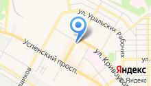 ЕКАТЕРИНБУРГСКИЙ ЦЕНТР МНТК МИКРОХИРУРГИЯ ГЛАЗА на карте