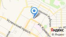 Gekkon Coffee на карте