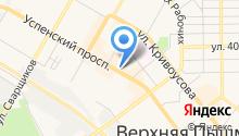 Радио-сток на карте