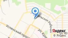 Шашлыкoff на карте
