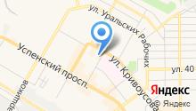 Ювелирный салон Елены Стецовой на карте