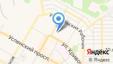AMI на карте