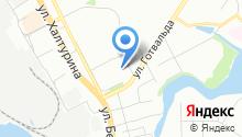 AutoDriveUral на карте