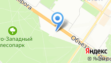 Абсолют Колор на карте