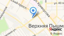 You-Key на карте