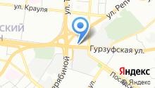 Упак-Урал на карте