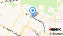 Апекс Авто на карте
