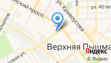 Akbmag.ru на карте