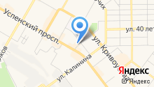 Магазин  ЛАПУЛЯ  Верхняя Пышма ул Менделеева 4 - Детская обувь на карте