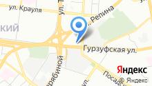 КРОВЛЯ-Урал на карте