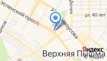 Магцветов.рф на карте