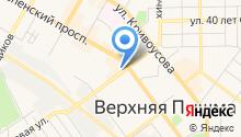 Березовская хлебная артель на карте