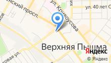 Ликург-БАЮ на карте