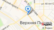 АБМ-сервис на карте