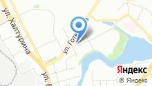 Amber на карте