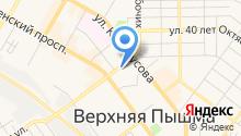 *городской земельный кадастр* на карте