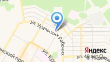 Отдел МВД России по г. Верхняя Пышма на карте
