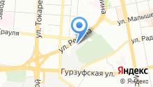 Уралпром-Еикс - Производственно-коммерческая фирма на карте