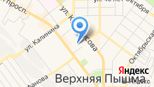 УГМК-Телеком на карте