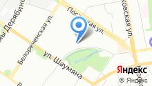 Atletmax на карте