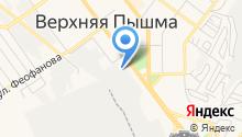 Уралэлектромедь на карте