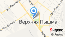 Ледовая арена им. Александра Козицына, МАУ на карте
