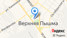 Ледовая арена им. Александра Козицына на карте