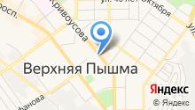 RED`s на карте