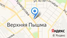 ТриНити на карте
