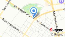 Akvisto на карте