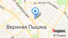 Тюбетей на карте