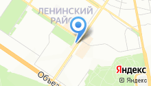 AppStore на карте