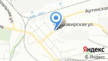 alexaquashop.ru на карте