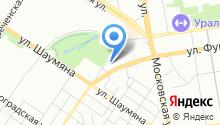 Нотариус Усынина Н.В. на карте